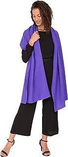 Kasa Merino 手织披肩和超大围巾 75 X 200 厘米