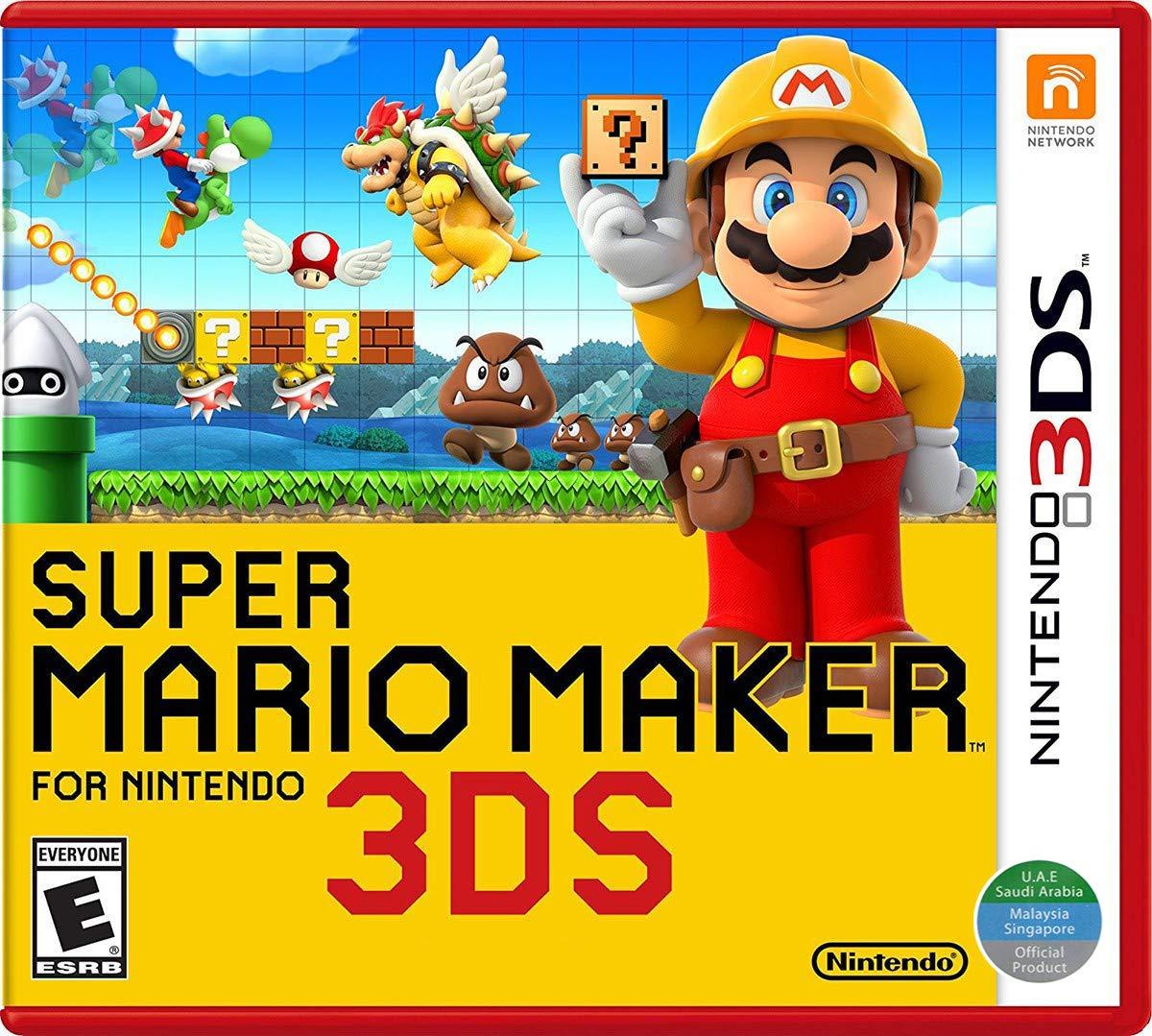 shopping Sacramento Mall Super Mario Maker Edition World 3DS