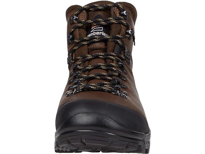 Zamberlan Vioz Hike Gtx Rr Waxed Chestnut Boots