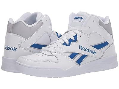 Reebok Lifestyle Royal BB4500 Hi 2 (White/Humble Blue/Cold Grey) Men