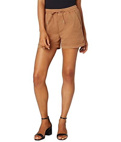 Liverpool Pull-On Shorts with Drawstring Waist