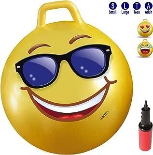 WALIKI Hopper Ball for Kids 7-9 | Hippity Hop Ball | Jumping Hopping Ball | Bouncy Ball | 20