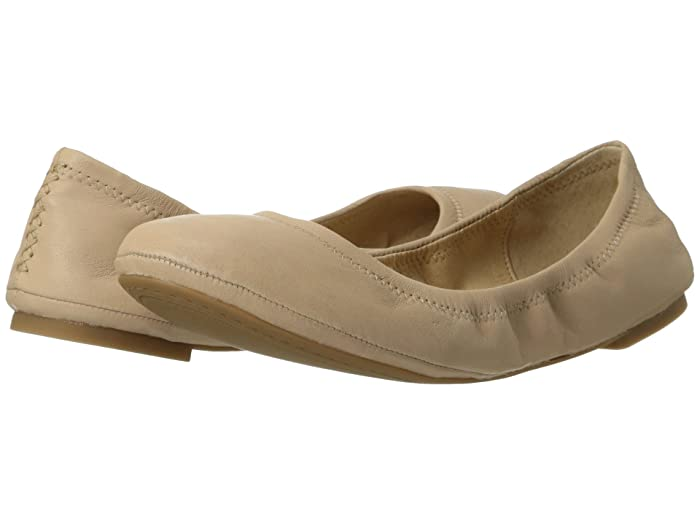 Lucky Brand  Emmie (Nude) Womens Flat Shoes