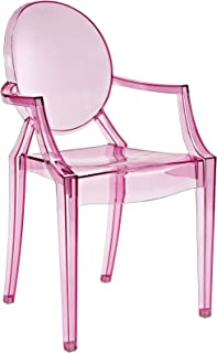 Best pink acrylic chair Reviews
