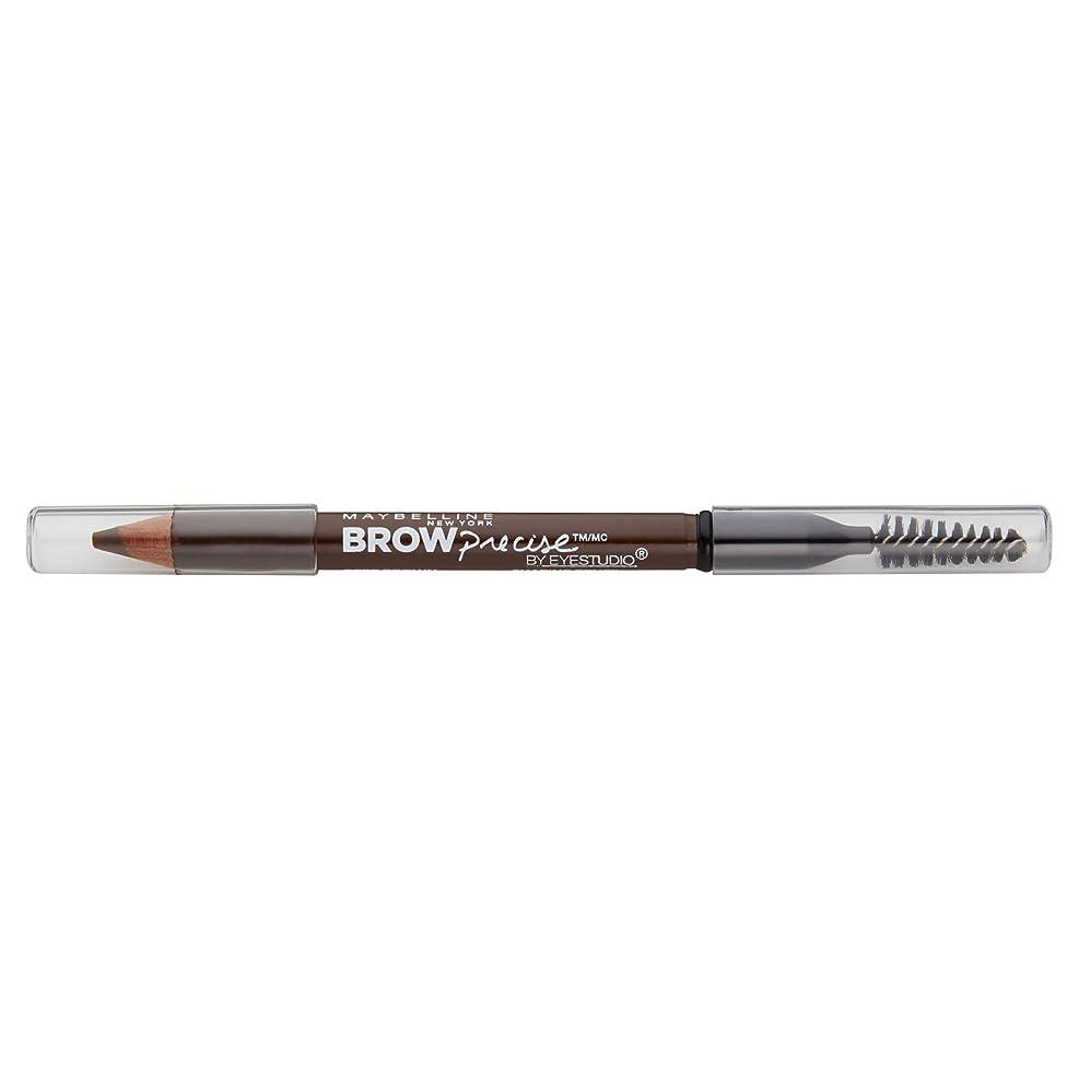 嘆願相互検出可能Maybelline New York Eyestudioブロー精密成形鉛筆、ソフトブラウン、0.02オンス