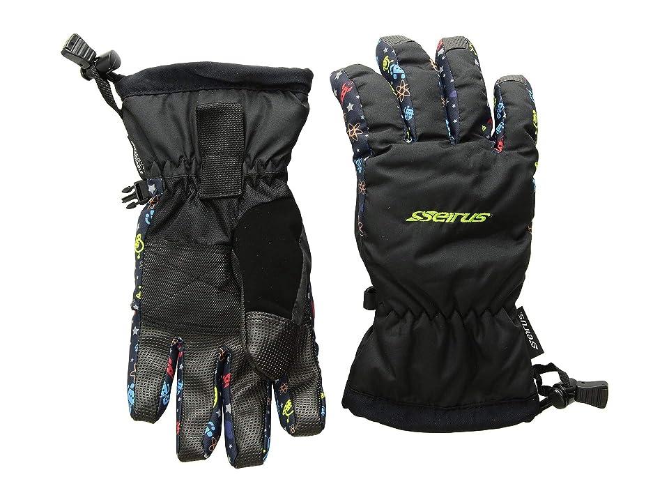 Seirus Jr Rascal Gloves (Spacey/Black) Ski Gloves