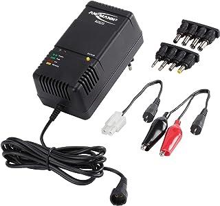 ANSMANN ACS 48 batteriladdare/batteriladdare för 4–8 celliga NiMH och NiCd batteripaket Laddare för 1–10 cellbatterier Lad...