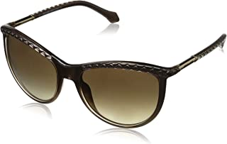 Roberto Cavalli Sunglasses, for Women, Plastic, Wayfarer Lens Shape - Rc873S 57F