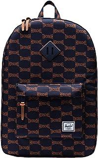 Herschel Heritage Backpack, Mod Herschel Peacoat, One Size, Heritage