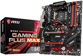MSI B450 Gaming Plus Max (Prise AM4/B450/DDR4/S-ATA 600/ATX)
