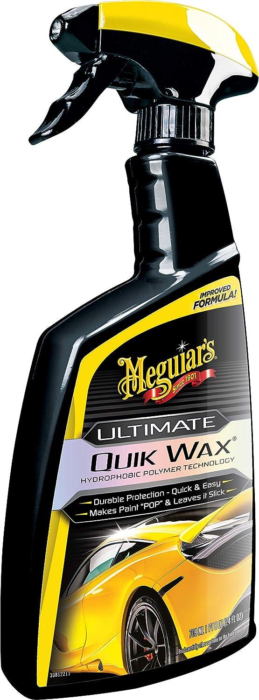 Meguiar's G200916EU Ultimate Quik Spray Wax Gl Ranking TOP20 high Surprise price 473ml for a