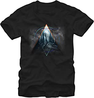 LOST GODS Men's Space Woods T-Shirt