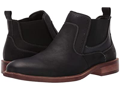 Steve Madden Kemptin (Black) Men