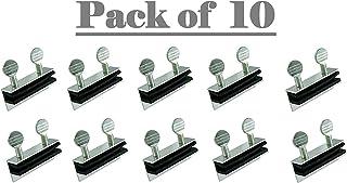 Best Lion Locks Aluminum Sliding Door and Window Lock, Pack of 10 Review