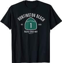 Huntington Beach PCH Shirt Vintage Pacific Coast Highway Tee