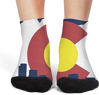Women's Ankle Crew Socks Crazy Novelty Socks Casual Athletic No Show Socks