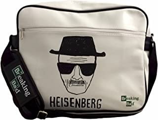 """""""Breaking Bad"""", offizielles Messenger Umhängetasche-Heisenberg, Walter White Design"""