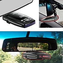 AccessoryBasics Car Rearview Mirror Radar Detector Mount for Passport 9500ix 9500i Passport 8500 7500 X50 x70 x80 Solo S2 ...
