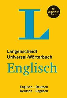 Langenscheidt Universal-Wörterbuch Englisch - mit Bildwört