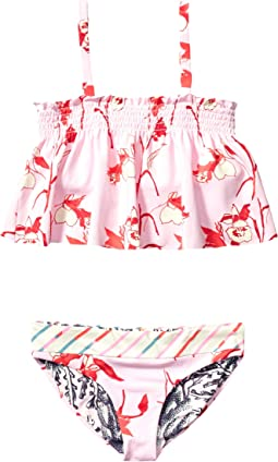 Cassie Daisy Two-Piece Set Swimsuit (Toddler/Little Kids/Big Kids)