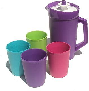 Tupperware Toys MINI Party SERVE IT SET Kids Pitcher Cup