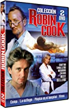 Robin Cook Collection 4 Films Set Mortal Fear / Virus / Coma / Sphinx  NON-USA FORMAT, PAL, Reg.0 Spain