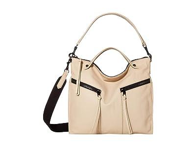 Botkier Trigger Convertible Hobo (Fawn) Handbags