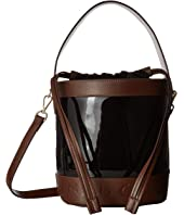 Manila Grace - Secchiello Clica Bucket Handle Bag