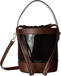 Secchiello Clica Bucket Handle Bag