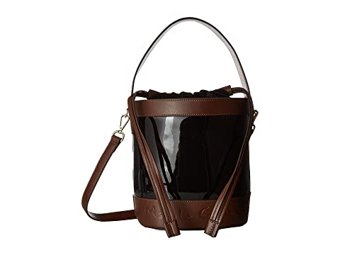 Manila Grace Secchiello Clica Bucket Handle Bag