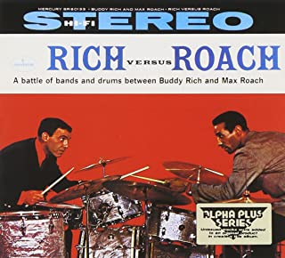 max roach and buddy rich