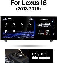 Kit de integracion con compartimento para Lexus is 200 is 300 is 400 radio diafragma 1//2din