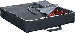 BrylaneHome 6' Pop-Up Tree Storage Bag - Gray