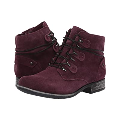 Earth Boone (Plum Suede) Women