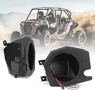 Kemimoto Front Kick Pods Panel, RZR XP 1000 Speaker Pods Enclosures 6.5 inch Compatible with RZR 900 / XP 1000 / XP Turbo 2014-2019