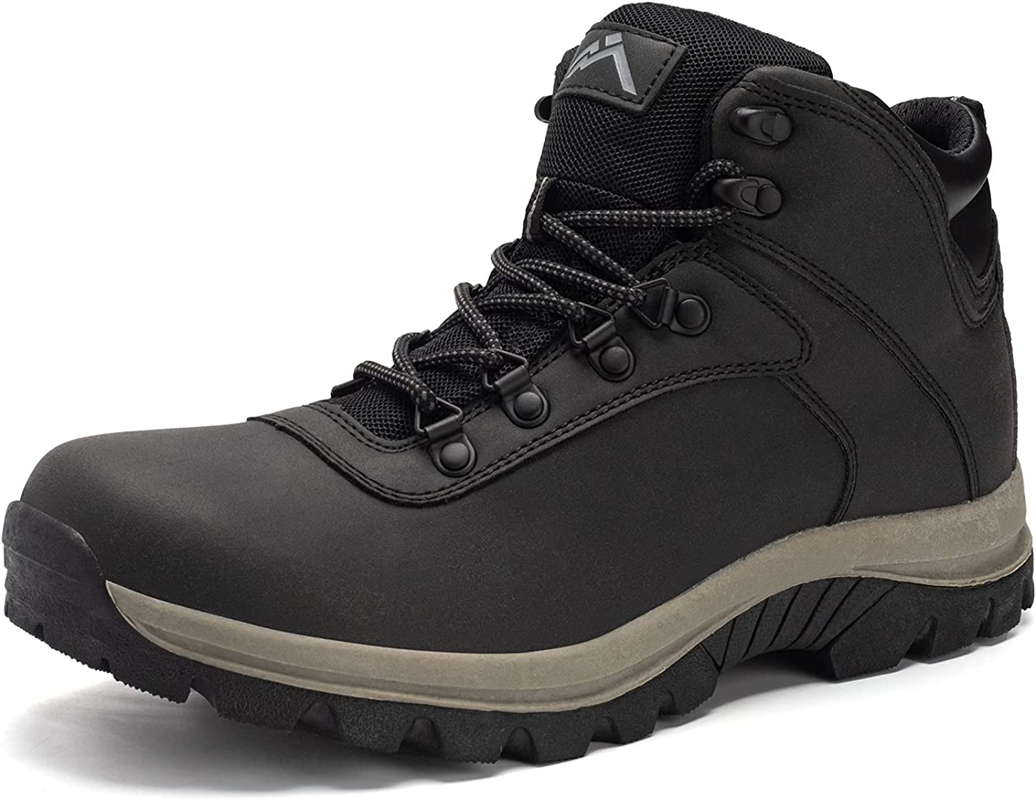 CC-Los Men's Hiking Boots 5-Year Raleigh Mall Waterproof New color Mid Boo Warranty Top