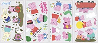 RoomMates Peppa The Pig Peel And Stick Wall Decals - RMK3183SCS