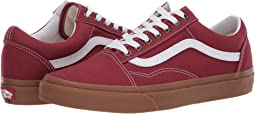 (Gum) Rosewood/True White