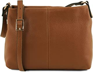 Tuscany Leather TLBag Borsa a tracolla in pelle morbida