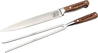 Sports Vault NFL 2-Piece Carving Knife Set