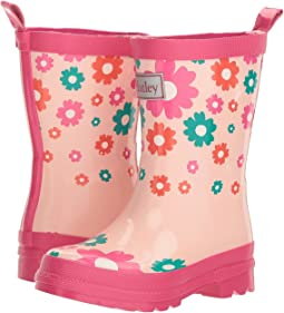Hatley Kids - Scattered Flowers Rain Boots (Toddler/Little Kid)