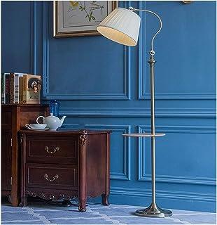 ZGP-LED Lampes de Sol Lampadaire - Lampadaire LED à Hauteur réglable, lampadaire Lampadaire LED pour Une Lecture Moderne d...