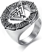 Best valknut rings for sale Reviews