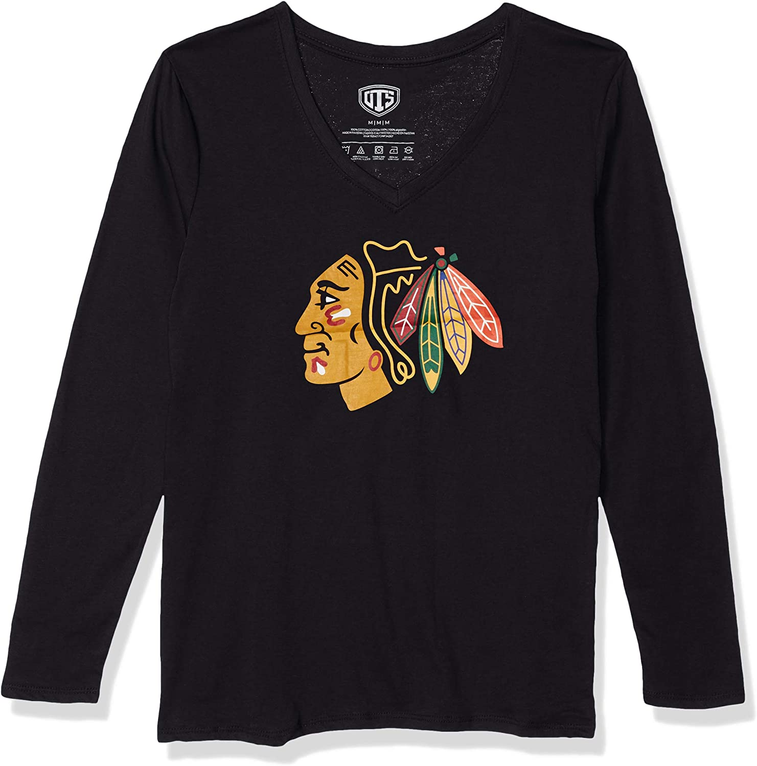 2021 autumn and winter new OTS NHL Women's Rival Long Sleeve Tee lowest price