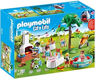 Playmobil City Life Housewarming Party, Multi-Colour, 9272