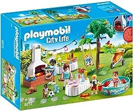 PLAYMOBIL City Life Fiesta en el Jardín, con Efectos de Luz, a Partir de 4 Años (9272) , color/modelo surtido