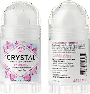 Crystal Crystal Deodorant Stick 4.25oz (2 pack)