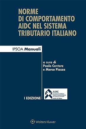 Norme di comportamento AIDC nel sistema tributario italiano (Manuali blu)