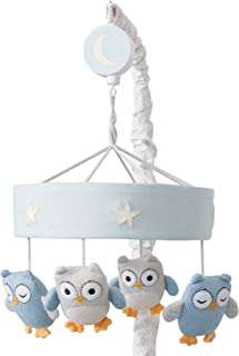 Lambs & Ivy Night Owl Happi by Dena Musical Mobile