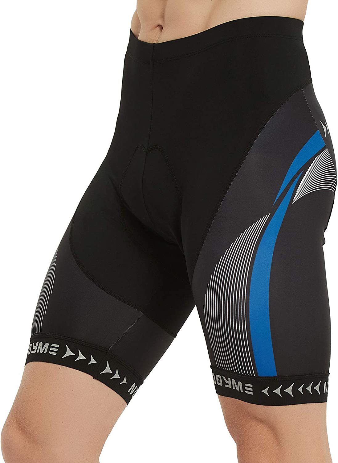 NOOYME Men's Cycling Shorts 3D Riding Gel Under blast sales Padded Selling and selling B Bicycle